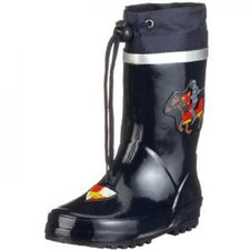 Playshoes Gummistiefel Ritter