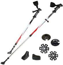Ultrasport Trekking-Wander-Skistock Set