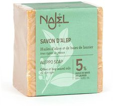 Najel Aleppo-Seife reines Olivenöl (200 g)
