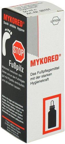 Lütticke Mykored gegen Fuss- und Nagelpilz (PZN: 06993982)