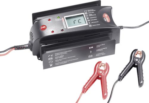 PROFIPower LCD-Batterieladegerät 12 V