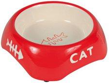 Trixie Keramiknapf Rot (13 cm)