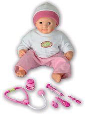 Theo Klein Baby Princess Coralie Kleiner Patient