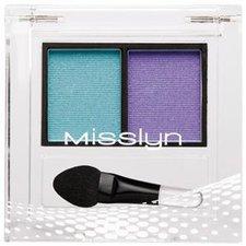 Misslyn High Shine Duo Eyeshadow