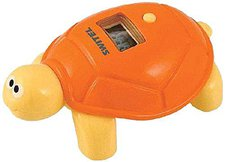 Switel Digitales Badethermometer Schildkröte
