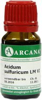 Arcana Acidum Sulfuricum Lm 6 Dilution (10 ml)