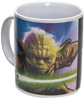 Joy Toy Tasse Star Wars Yoda