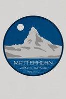 Jumbo Zermatt mit Matterhorn 500 Teile