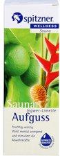 Spitzner Sauna-Aufguss Ingwer-Limette Wellness (190 ml)