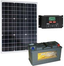 Steca Solar Inselanlage 12V / 50Wp / 80A