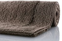 Rhomtuft Prestige Badteppich 50 x 75 cm (taupe)