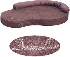 Schecker Hundesofa Dream Liner-Pool-Deck-Bett (Ecke rechts / Plüsch)