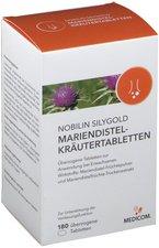 Medicom Nobilin Mariendistel Kräuter Filmtabletten (180 Stk.)