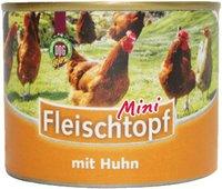 Schecker Fleischtopf mit Huhn 195 g