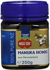 Manuka Honig MGO 550+ (250 g)