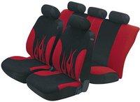 CarComfort Flame Sitzbezugset