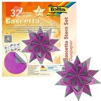 Folia Bascetta-Stern Duo lila/anthrazit