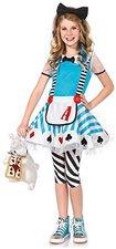Alice im Wunderland Kinderkostüm