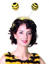 Festartikel Müller Bienen-Kopfbügel mit Fühlern
