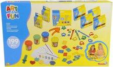 Simba Art & Fun Große Bastelbox (106330171)