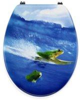 Sanwood WC-Sitz Surfer