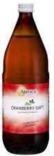 Aurica Cranberry 100% Direktsaft Bio (1000 ml)