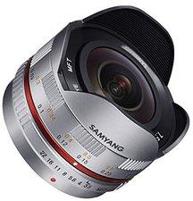 Samyang 7.5mm 1:3.5 UMC Fisheye MFT