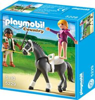 Playmobil 5229 Reiterhof Voltigier-Training