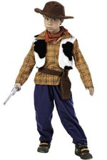 Limit Sport Kinderkostüm Cowboy (5-tlg)