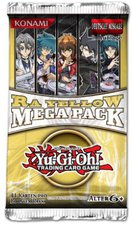 Yu-Gi-Oh Ra Yellow Mega Pack Booster (Deutsch)