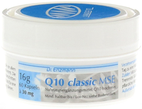 MSE Pharmazeutika Q 10 Kapseln 30 mg (60 Stk.)