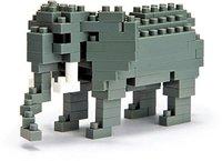 Kawada Nanoblock - Afrikanischer Elefant