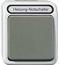 Merten Heizungs-Notschalter 342694