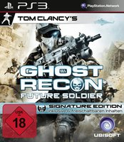 Tom Clancys Ghost Recon: Future Soldier - Signature Edition (PS3)