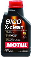 Motul 8100 X-Clean C3 5W40 (1 l)