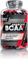 Frey Nutrition Anabolic BCAA (250 Kapseln)