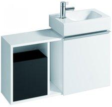 Keramag iCon Handwaschbecken-Unterschrank alpin (37 cm)