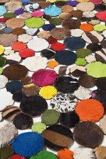 Kare Teppich Circle Multi (170 x 240 cm)