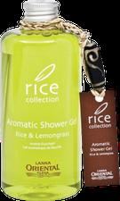 Lucien Ortscheit Aromatic Shower Gel Rice & Lemongrass (300 ml)