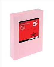 5-Star Kopierpapier, A4, 80g/qm, rosa (297633)