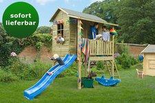 BEAR COUNTY Spielhaus Rainbow Park