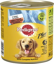 Pedigree Adult Plus Rind mit Fischöl 800 g