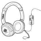 4Gamers Resident Evil Stereo Gaming Headset