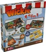 Studio100 Wickie 4-in-1 Spielebox