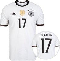 Jerome Boateng Deutschland/DFB Heimtrikot EM 2016