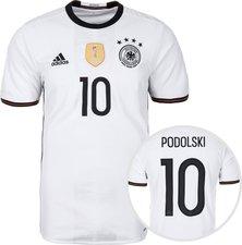 Lukas Podolski Deutschland/DFB Heimtrikot EM 2016