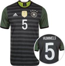 Mats Hummels Deutschland/DFB Auswärtstrikot EM 2016