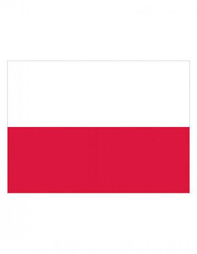 Polen Fanfahne EM 2016