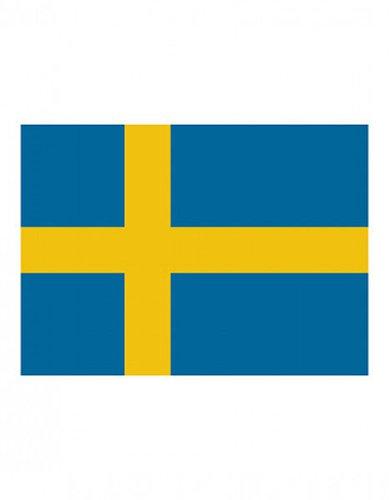 Schweden Fanfahne EM 2016