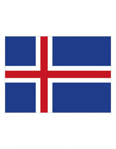 Island Flagge EM 2016